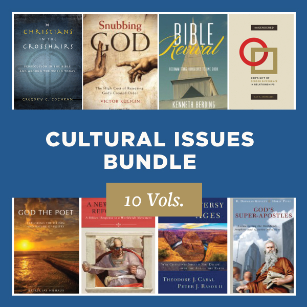 Weaver Cultural Issues Bundle (10 vols.)