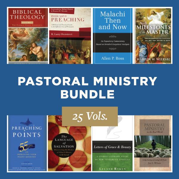 Weaver Pastoral Ministry Bundle (25 vols.)