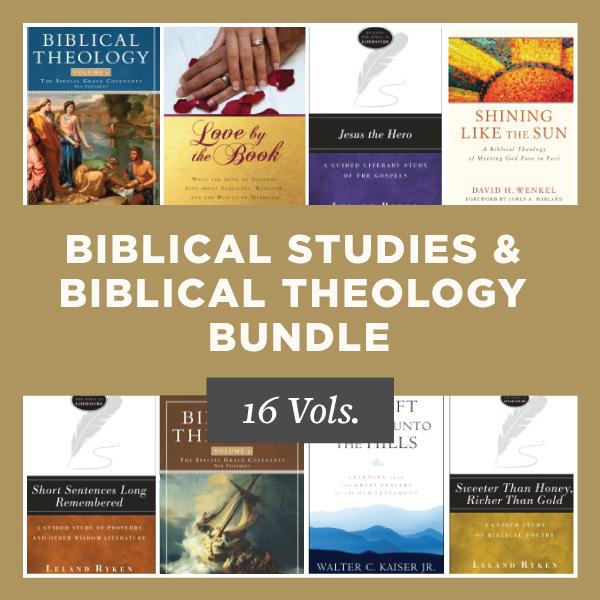 Weaver Biblical Studies & Biblical Theology Bundle (16 vols.)