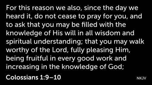 Word of Truth Christian Fellowship Sunday Service 2/17/2018