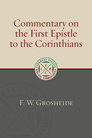 Commentary on the First Epistle to the Corinthians: The English Text with Introduction, Exposition and Notes