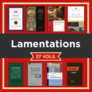 Lamentations Study Collection
