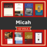 Micah Study Collection