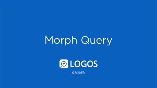Morph Query Builder
