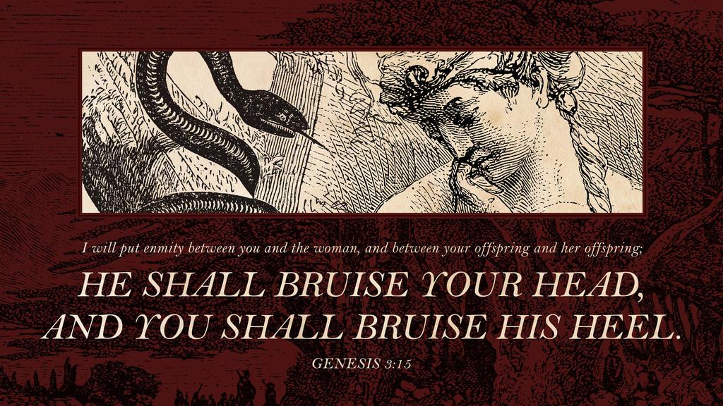 Genesis 3:15 large preview