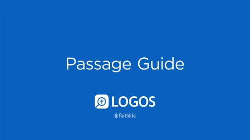 Passage Guide