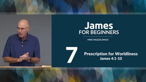 Prescription for Worldliness
