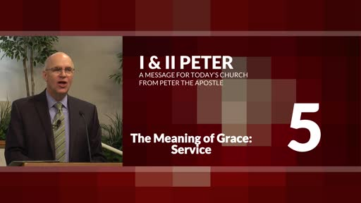 The Meaning of Grace: Service