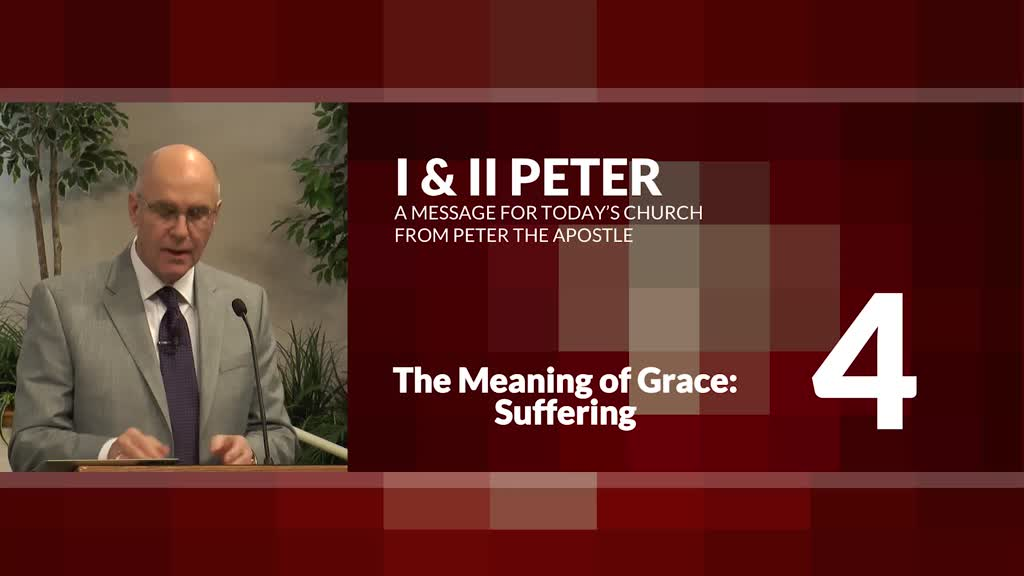 The Meaning of Grace: Suffering - Faithlife TV