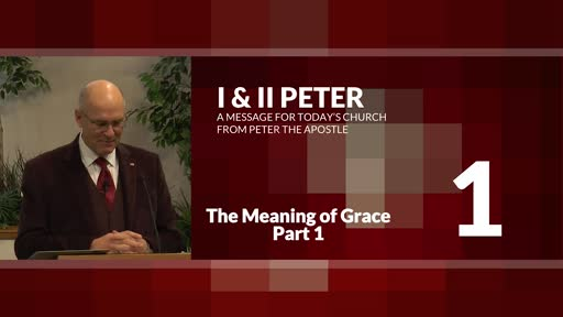 The Meaning of Grace: Security