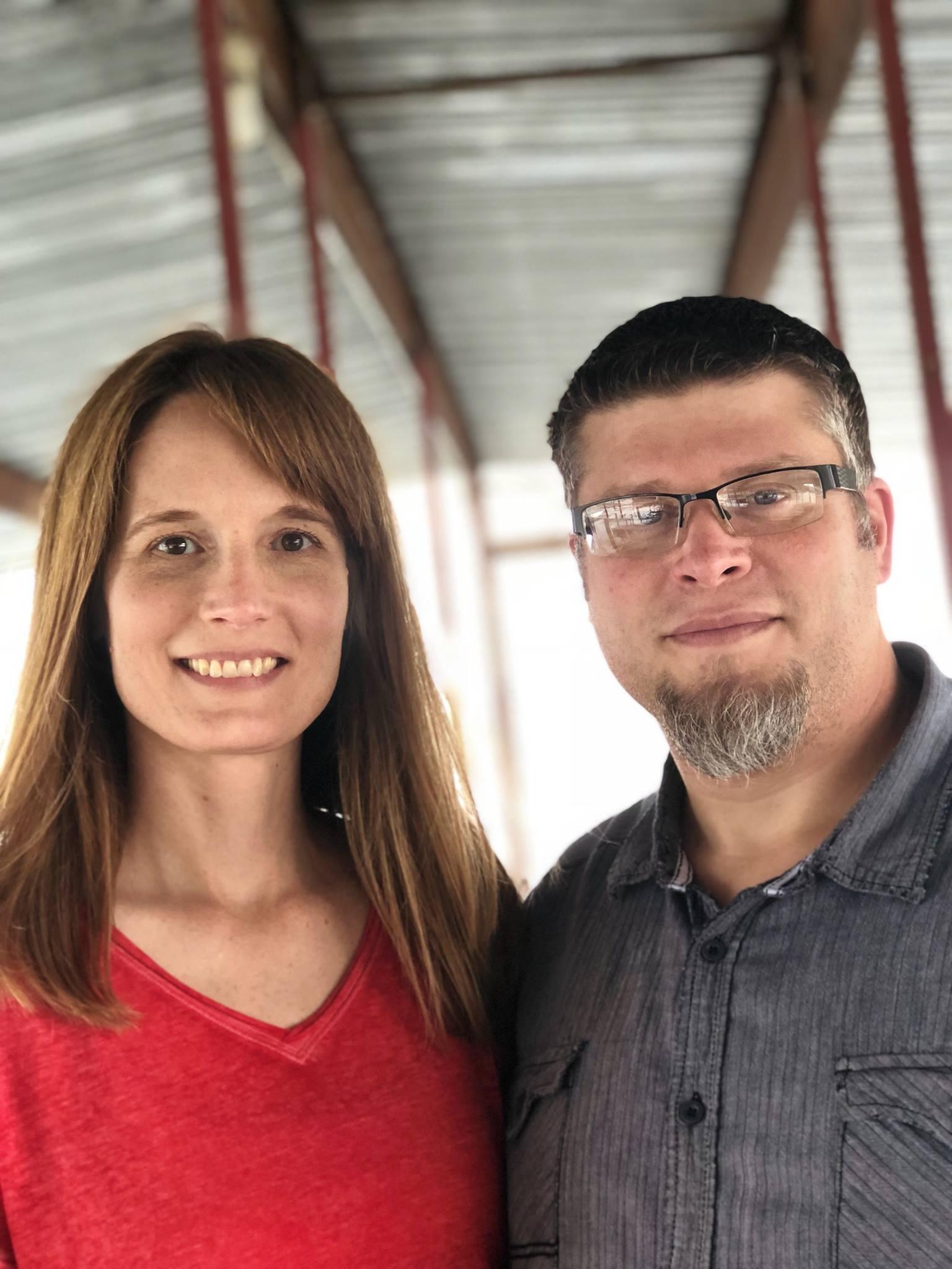 Steve And Kristina 2018