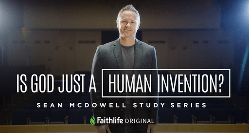 Is God Just A Human Invention?