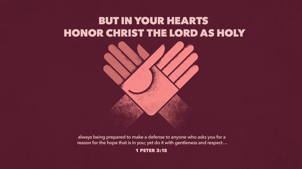 1 Peter 3:15 large preview