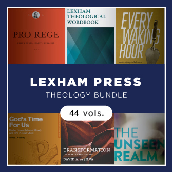 Lexham Press Theology Bundle (44 vols.)