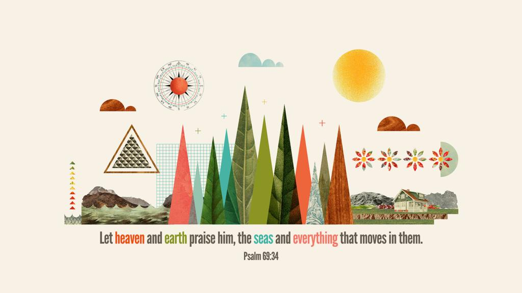 Psalm 69:34 large preview
