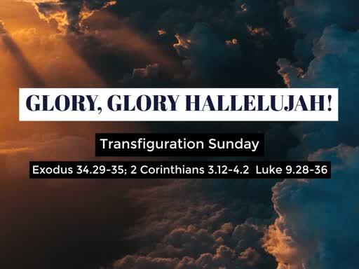 Glory, Glory Hallelujah!