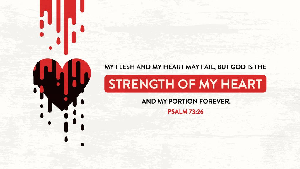 Psalm 73:26 large preview