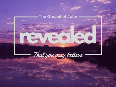 Revealed: Jesus reveals who we really are.