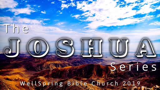 03.03.19 Joshua 5 (part 6) - Trust and Obey - Steve Carlile