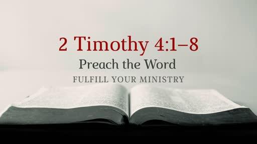 2 Tim 4:1–8