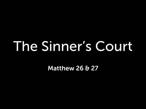 The Sinner's Court