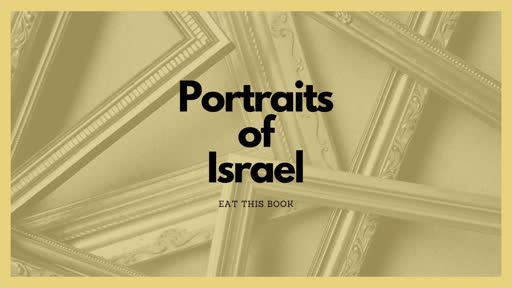 Eat This Book - Portraits of Israel