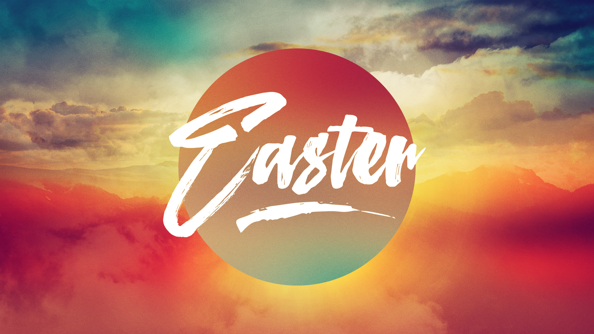 Easter%20Sunrise%20Powerpoint%20Template Presentation