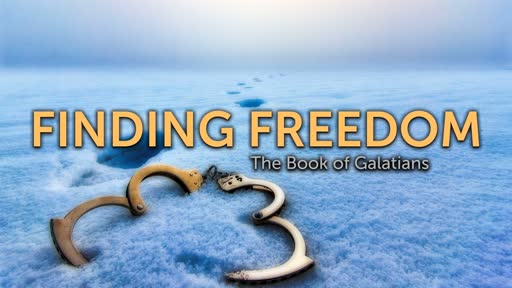 Finding Freedom - Galatians