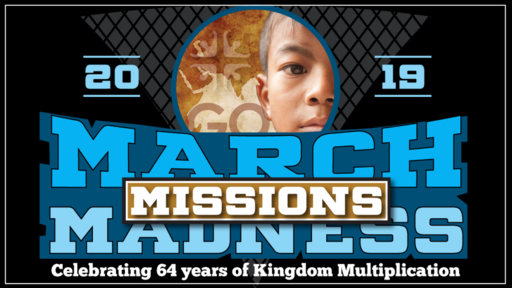 March Missions Madness