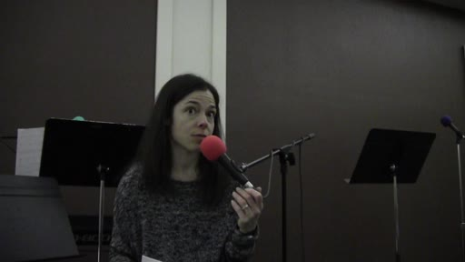 Kate's Testimony
