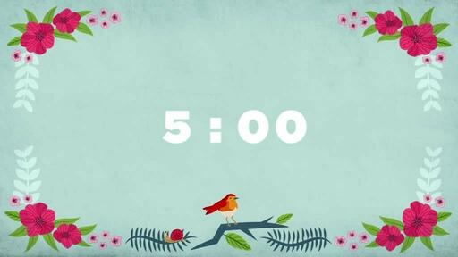 Life Has Sprung - Countdown 5 min