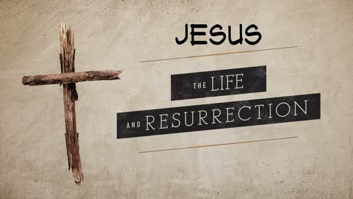 Luke 5:17-26 - Jesus Series #8