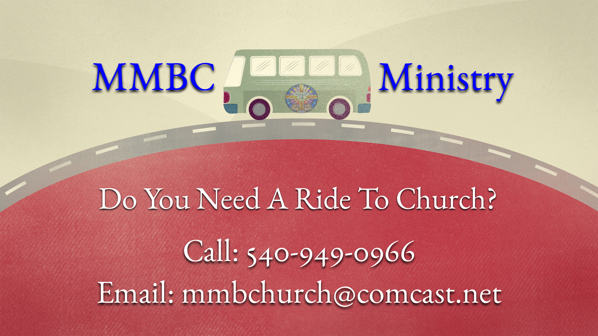 MMBC Bus Ministry