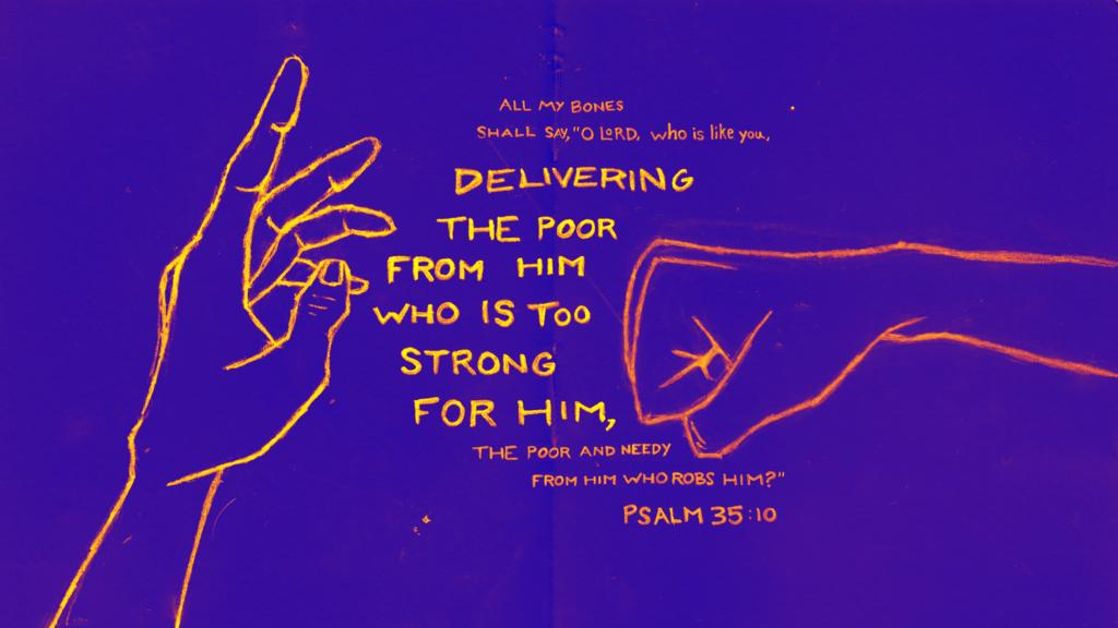Psalm 35:10 large preview