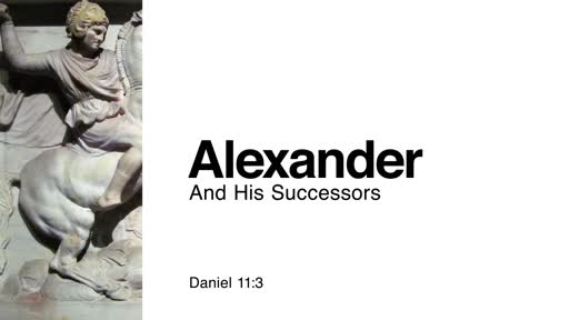 Alexander and His Successors