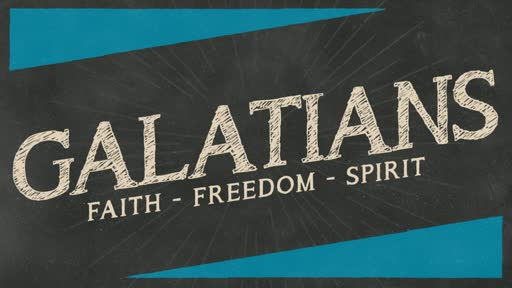 Galatians: Faith