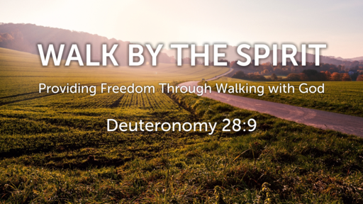 March 10, 2019 Providing Freedom Through Walking with God