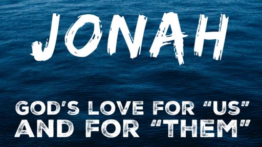 Jonah 1:17 - 2:10