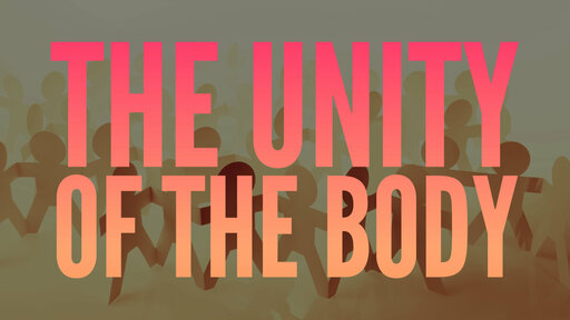The Unity of the Body