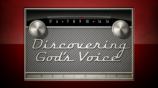 Discovering God's Voice