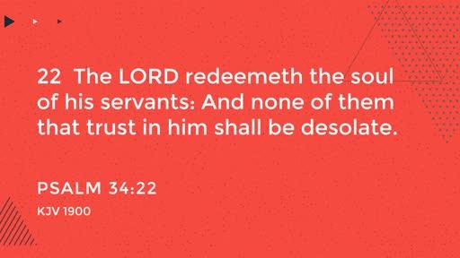 O Lord, My Redeemer