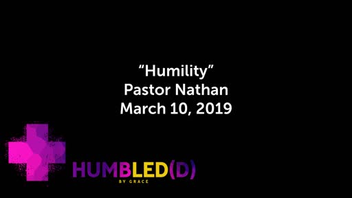HUMBLED(D) By Grace