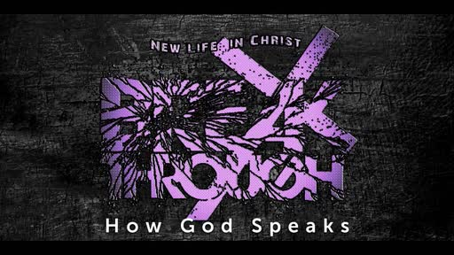 BreakThrough05 - How God Speaks