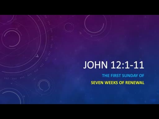 Seven Weeks of Renewal