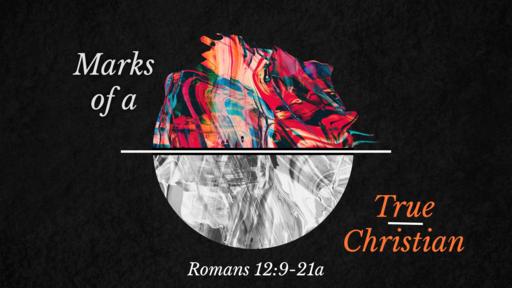 Romans 12:9-21c