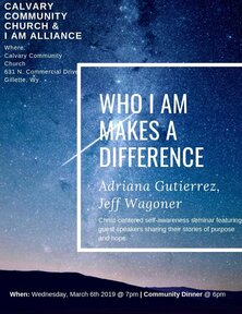 Who I Am Makes A Difference!