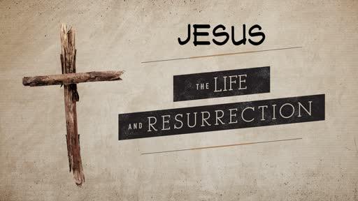 Luke 11:1-4 - Jesus Series #9