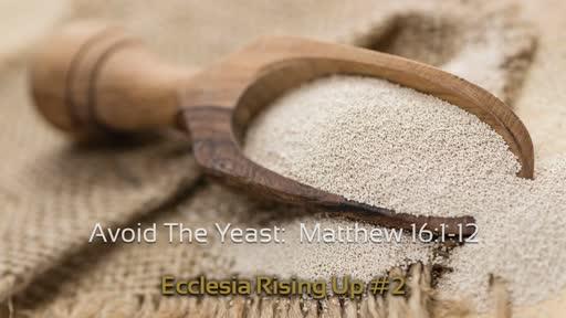 Avoid the Yeast