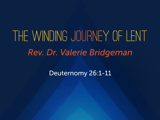 The Winding Journey of Lent