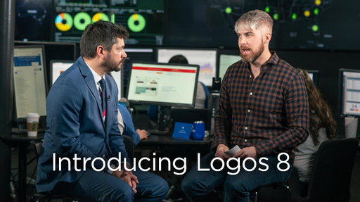 Introducing Logos 8